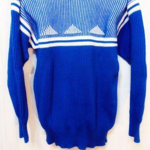 CB SPORTS Sweaters - CB SPORTS Vintage 80s Crew Neck Heavy Sweater XL
